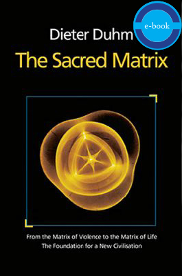 The Sacred Matrix: From the Matrix of Violence to the Matrix of Life  e-book