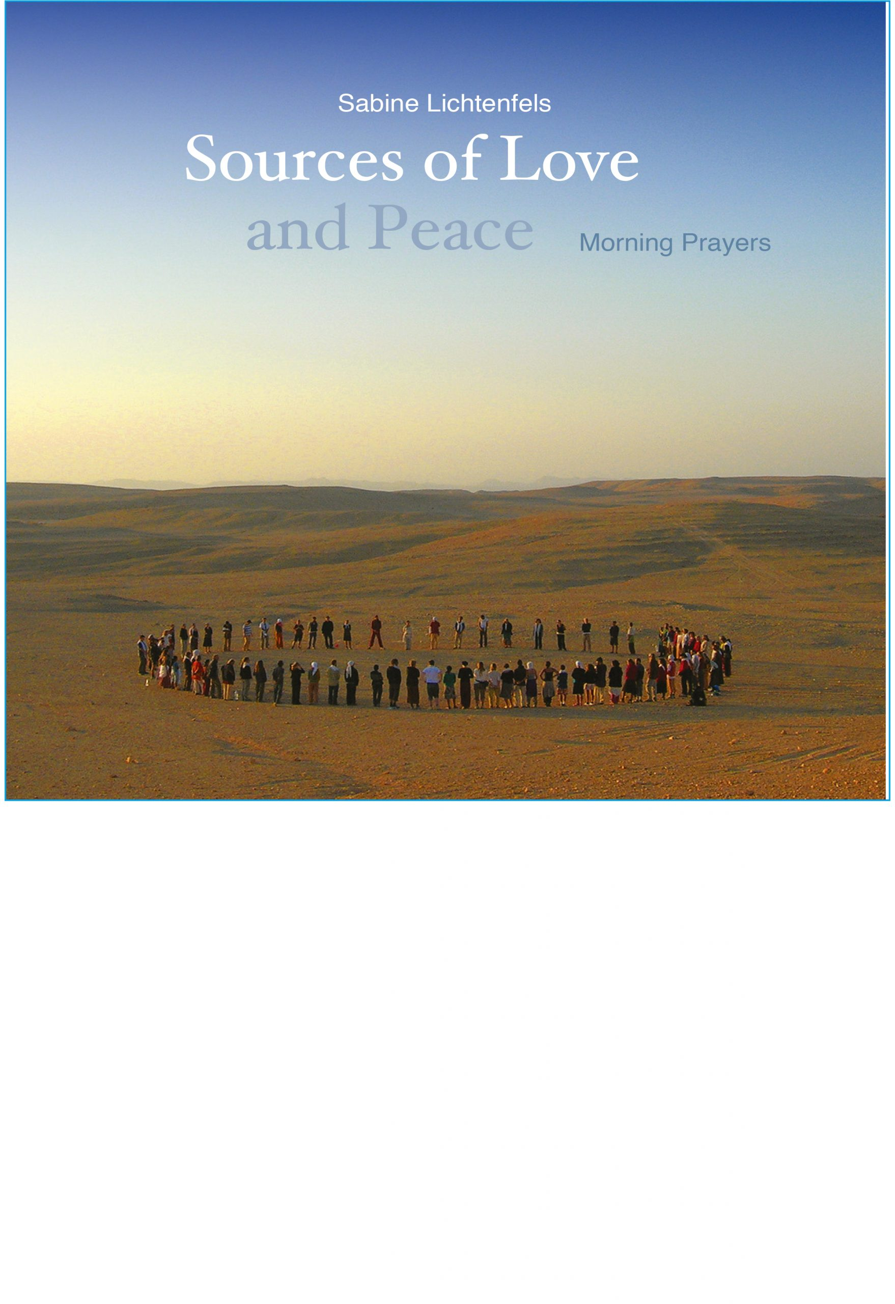 Sources of Love and and Peace – audio book